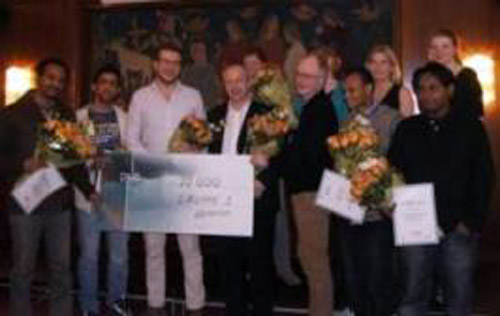 University of Bergen Students Win Case Competition with iThink