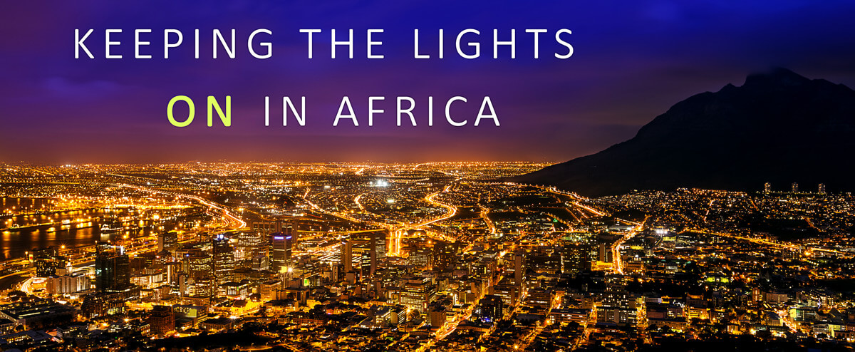 Keeping the Lights on in Africa